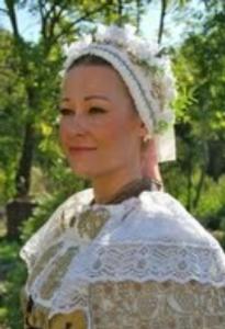 Kristína Bachratá